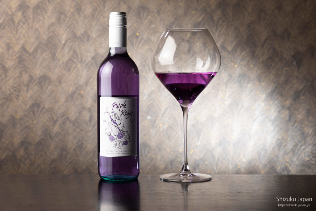 Flower & PurpleWine